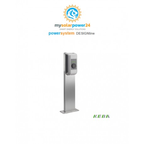 KEBA Wallbox Einzelstandfuss