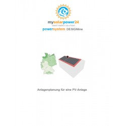 PowerSystem Anlagenplanung