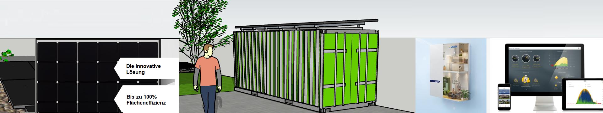 PowerSystem für Container