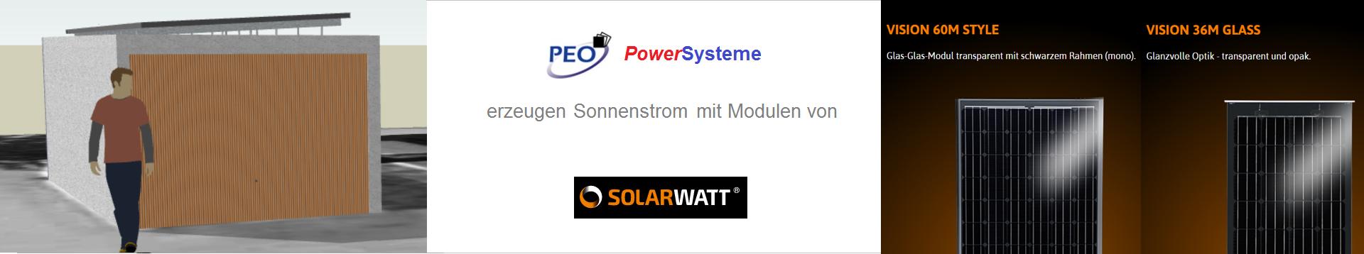 SOLARWATT Module