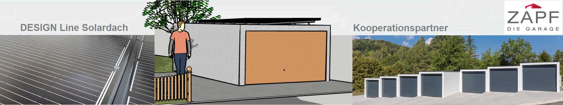 PowerSystem für Einzelgaragen